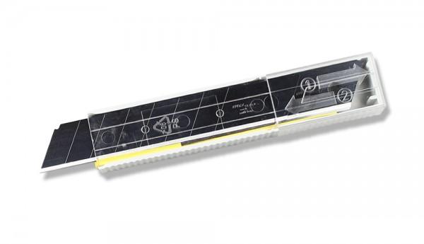 Abbrechklingen 18 mm schwarz 6195018