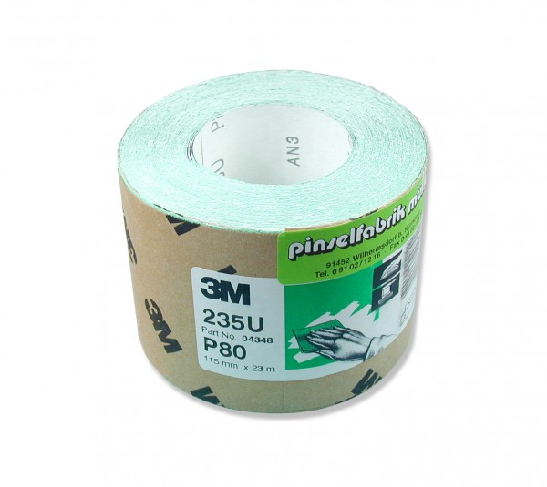 3M Acryl-Schleifpapier Rollen 8407040