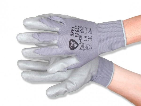 Grey Eagle Nylon-Feinstrickhandschuh 9014110