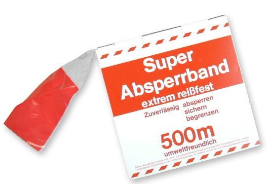 Absperrband
