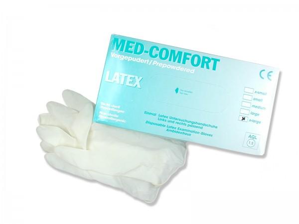 Latex-Handschuhe 9009400