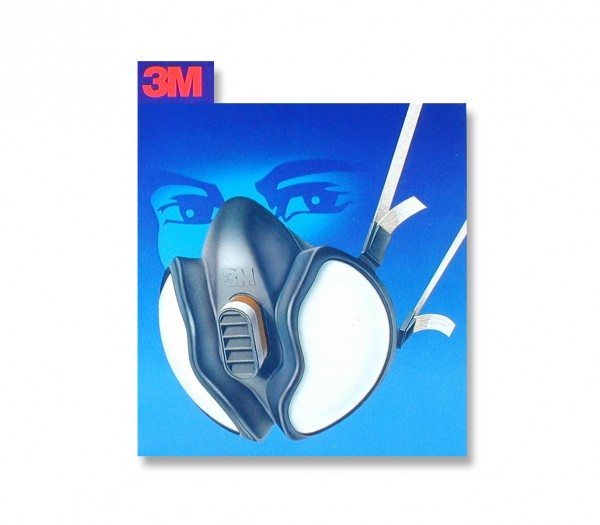 Doppelfilter Atemschutzmaske 3M 9184251 4251