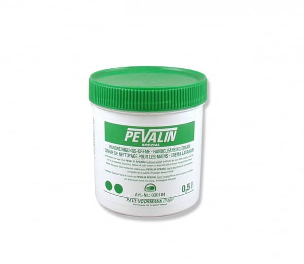 Pevalin-Handreinigungscreme 0,5l